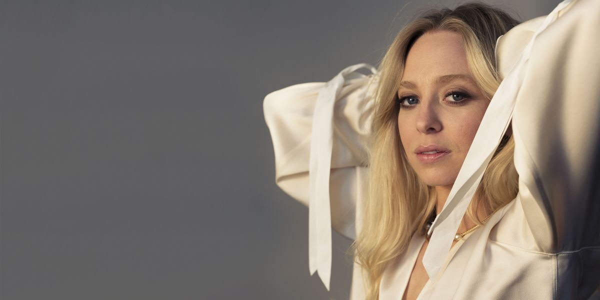 "Portia Talks ""Mr. Robot"""